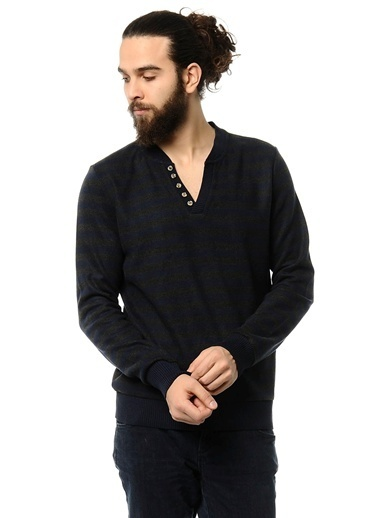 LMN by Limon Company Sweatshirt Lacivert